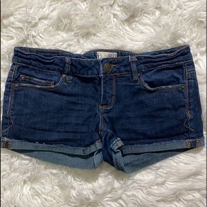 ‼️Garage Flirty Short Jean Shorts